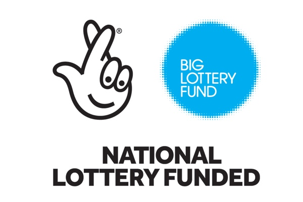 National Lottery Funded - Big Lottery Fund